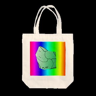 水草のMAPたん3 Tote bags