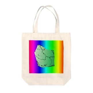 MAPたん4 Tote bags