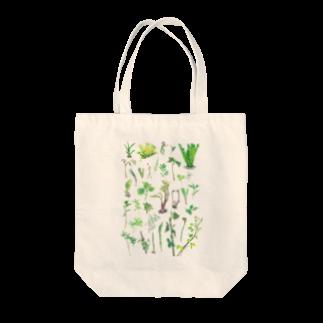 しみずゆま のSANSAI2 Tote bags