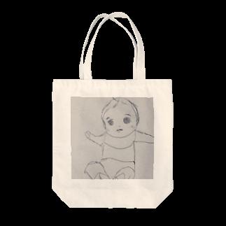 メンヘリウムのおじゃちゃん Tote bags