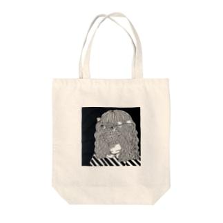 obuchanのYamamotoharuka Tote bags