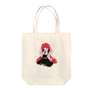 Ei_memeのおにゃの娘グッズ Tote bags