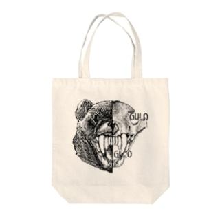どんすけのウルヴァリン Tote bags