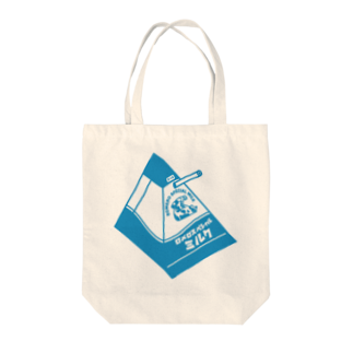 LUCHAのロメロスペシャルミルク#3 Tote bags