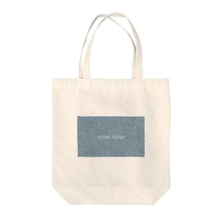 砂嵐♪ Tote bags