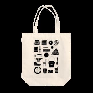 POTLUCK(ポットラック)のPOTLUCK Graffiti Tote bags