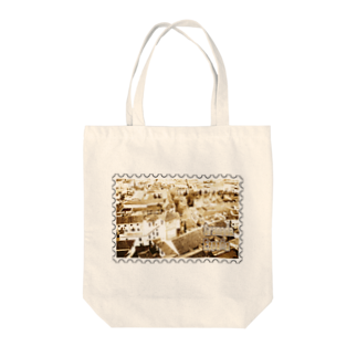 FUCHSGOLDのスペイン:グラナダ旧市街の夕景★白地の製品だけご利用ください!! Spain: Old area of Granada★Recommend for white base products only !! Tote bags