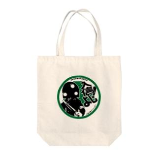 イレシンダー(安全緑十字) Tote bags