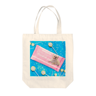 tinamagicalのmacaron Tote bags