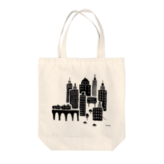 MaierのCentral station Tote bags
