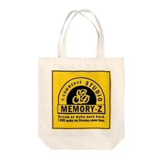 メモリーズ Tote bags