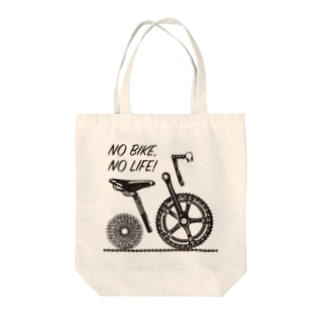NO BIKE , NO LIFE ! Tote bags
