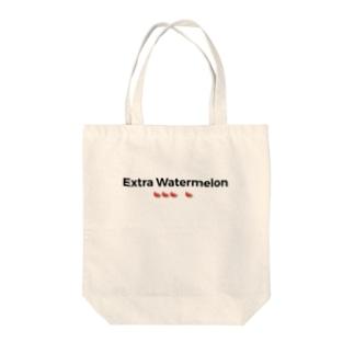 これまたスイカのおかわり Tote bags