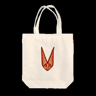 カイカイの出店のにゃんすけ Tote bags