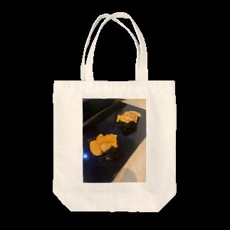 mのUNI Tote bags