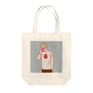 FickleのGail Tote bags