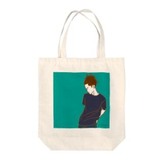FickleのMiles Tote bags