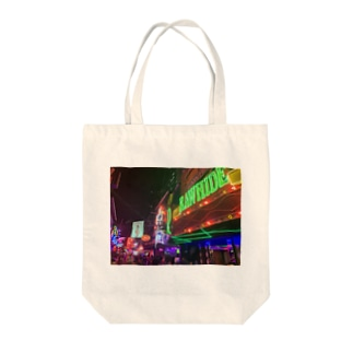 mのTHAILAND Tote bags
