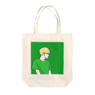 Ray Tote bags