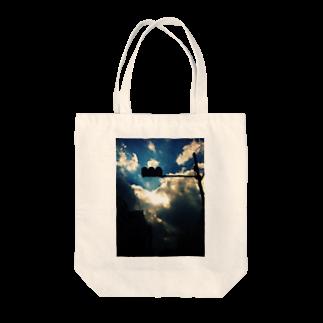 雨宮圭一郎のIt's subjective to think it's beautiful, but it's universal. Tote bags