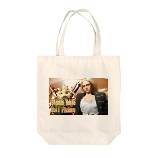 FUCHSGOLDのドール写真:ブロンド貴婦人 Doll picture: Blonde noble Tote bags