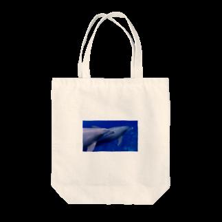 さっかりんのdolphin of warehouse Tote bags