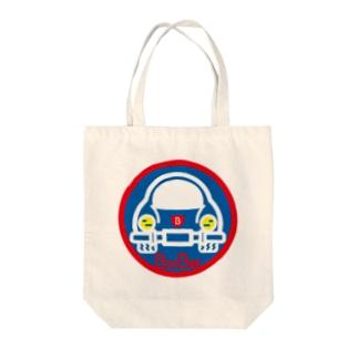 原田専門家のパ紋No.3403 BooBee  Tote bags