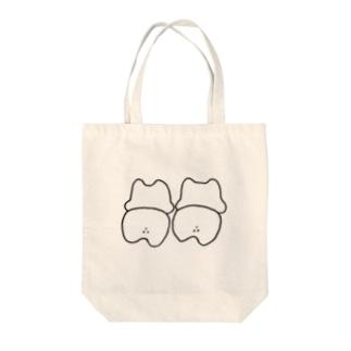 ヘッドスピンシスターズ Tote bags
