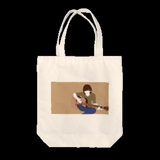 satom15のギターが弾きたい Tote bags