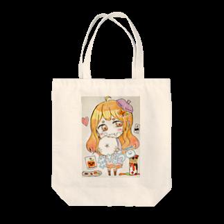 ほちの秋だなう。 Tote bags