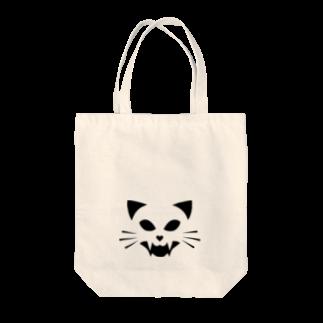 アース774のねこシンボル Tote bags