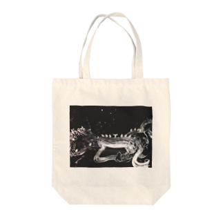 0608knynのモノトーン Tote bags