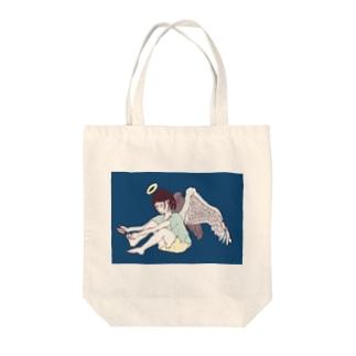 爪切り天使 Tote bags