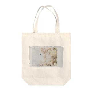 二重露光のポラロイド_横位置 Tote bags