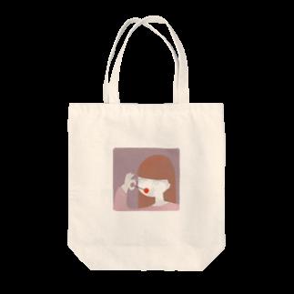 monacoocの女の子 Tote bags