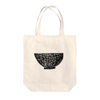 NIKORASU GOの丼 Tote bags