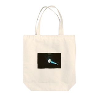 Shogo Hirokiのミラーボール Tote bags