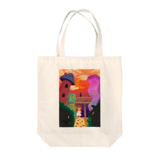 Welcome to Wonderland Tote Bag