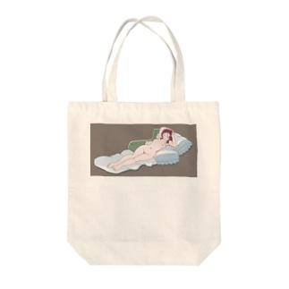 ゴヤ「裸のマハ」 Tote bags