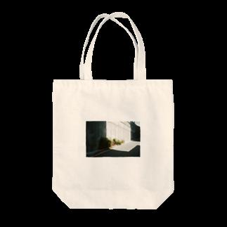 Shogo Hirokiのgreen Tote bags