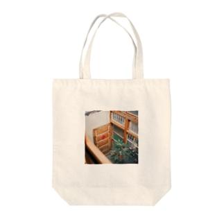 Shogo Hirokiのcafe Tote bags