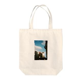 Shogo Hirokiの@大阪 Tote bags