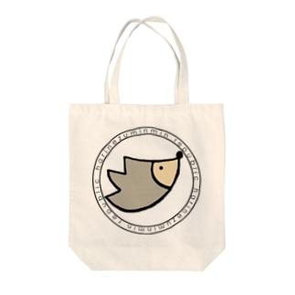 はりねずみんみん共和国 Tote bags