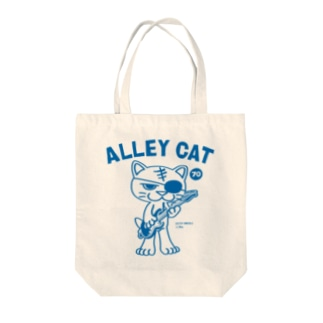 ALLEY CAT 〜ドラ猫モータース ギター/ナックル〜 Tote bags