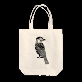 まつのき商店のホシガラス Tote bags
