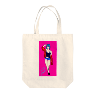 yeSのpussy Tote bags