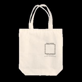 ピザ君🍕のToday's BADGE ! Tote bags