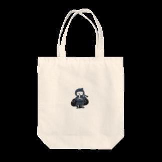 ___i4____のにんにんにんじゃ もくもく Tote bags