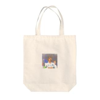 ぐすたぼ Tote bags