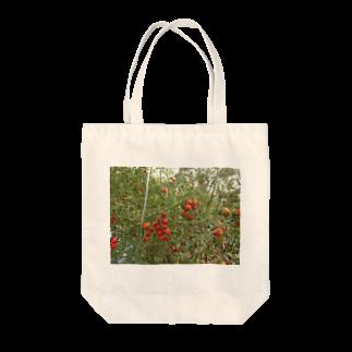 Masakiのミニトマト収穫前 Tote bags